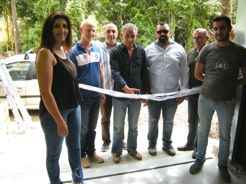 """progetto di cooperazione internazionale """"Rafforzamento dei servizi di prevenzione, riabilitazione e reintegrazione sociale ed economica per tossicodipendenti ed ex tossicodipendenti in Libano"""